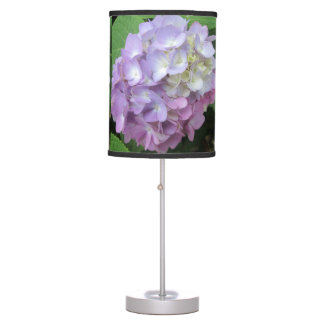 Hydrangea Colorful Flower Table Lamps