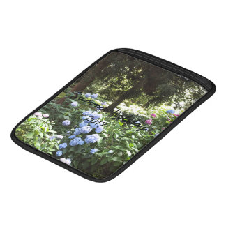 Hydrangea Floral Trees Nature Photography iPad Sleeve