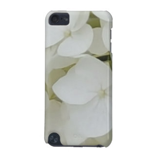 Hydrangea Flowers Floral White Elegant Blossom iPod Touch (5th Generation) Case