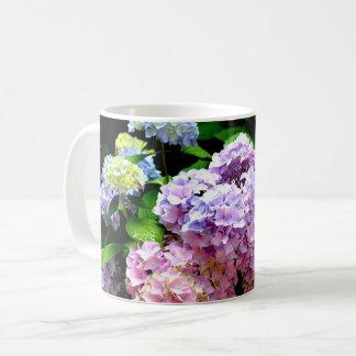 Hydrangea Gardens Coffee Mug