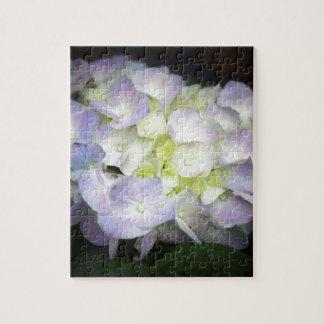 hydrangea jigsaw puzzle