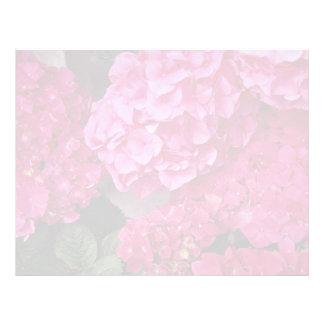 Hydrangea Letterhead