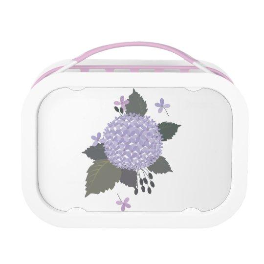 Hydrangea Lunch Box