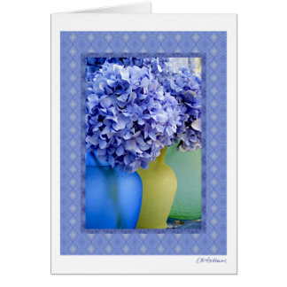 Hydrangea medley VII Greeting Cards