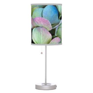 HYDRANGEA  Multi-colour petals --- Desk Lamp