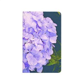 Hydrangea Notebook Journals