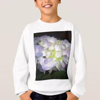 hydrangea sweatshirt