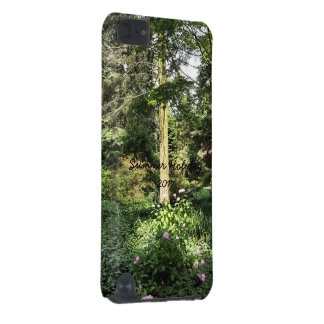 Hydrangea Wood Trees Nature Photography iPod Touch 5G Covers