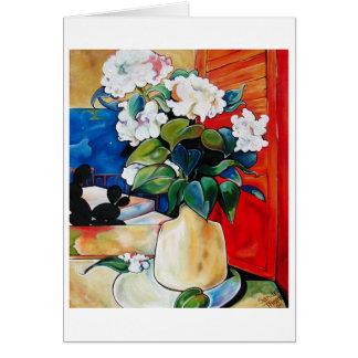 Hydrangeas Greeting Cards