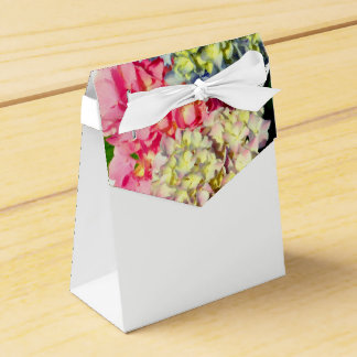 Hydrangeas Favor Box