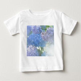 Hydrangeas Glow Baby T-Shirt