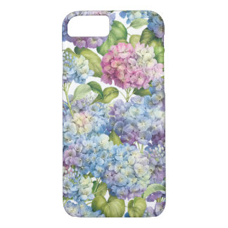 Hydrangeas in Bloom iPhone 8/7 Case
