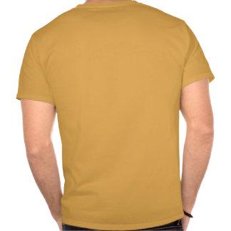 Hydrate de pays croisé d'académie de Thornton à T-shirt
