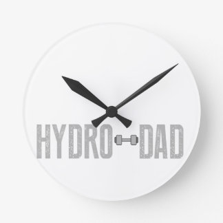 Hydro Dad Clocks