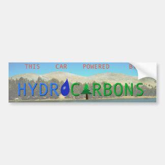 Hydrocarbons Bumper Sticker