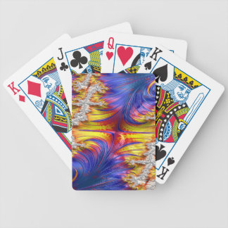 Hydrochloric Vendible Fractal Bicycle Playing Cards