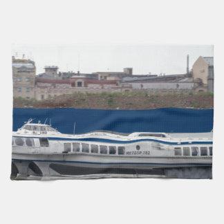 Hydrofoil St Petersburg Russia Hand Towel