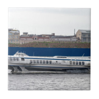 Hydrofoil St Petersburg Russia Tiles