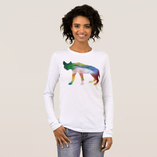 Hyena art long sleeve T-Shirt