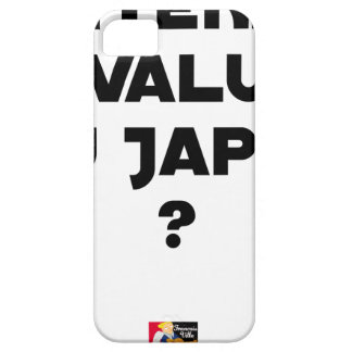 HYENA DEVALUATED IN JAPAN? - Word games iPhone 5 Covers