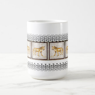 Hyena - Mosaic Coffee Mug