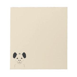 hyena notepad