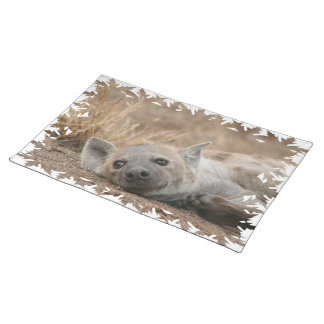Hyena Picture  Placemat