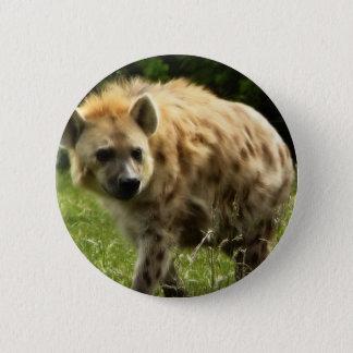 Hyena Round Pin