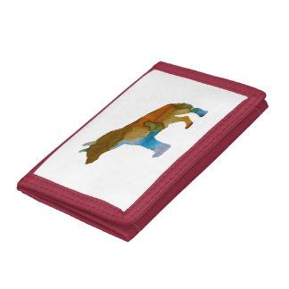 Hyena Tri-fold Wallet