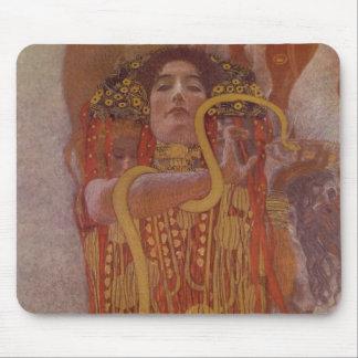 Hygeia ~ Gustav Klimt Mouse Pad