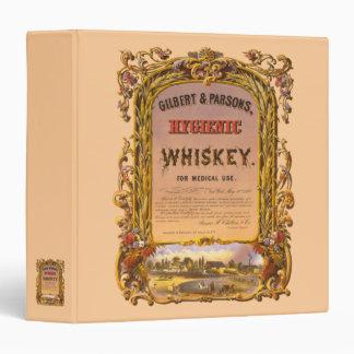 Hygienic Whiskey: 1860 - Binder