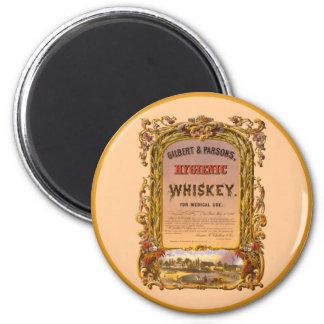 Hygienic Whiskey 1860 - Magnet 2