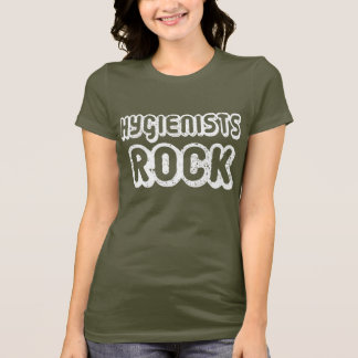 Hygienists Rock T-shirt