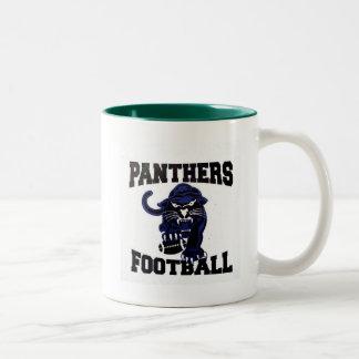 Hyland Hills Panthers Under 12 TEAM WEAR Two-Tone Coffee Mug