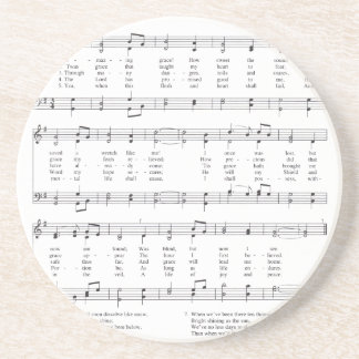 Hymn - Amazing Grace Coaster