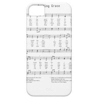 Hymn - Amazing Grace iPhone 5 Cases