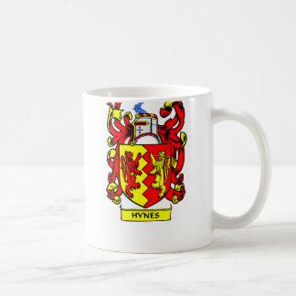HYNES Coat of Arms Coffee Mug