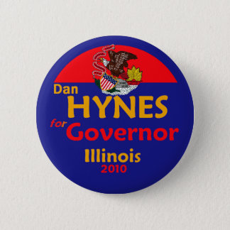 HYNES Gov 2010 Button