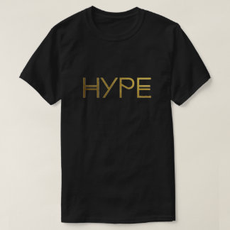 Hype Gold T-Shirt
