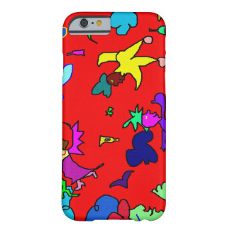 hype party - PopArt Barely There iPhone 6 Case