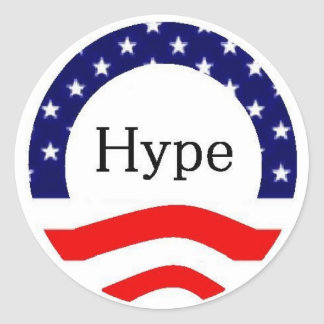 Hype sticker