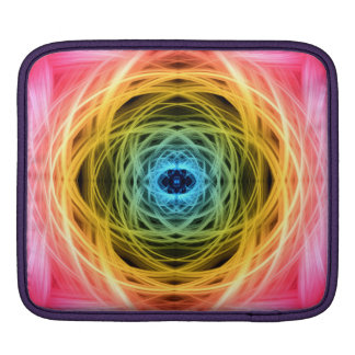 Hyper Drive Mandala iPad Sleeves