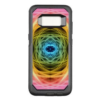 Hyper Drive Mandala OtterBox Commuter Samsung Galaxy S8 Case