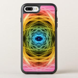 Hyper Drive Mandala OtterBox Symmetry iPhone 7 Plus Case