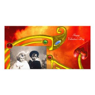 HYPER LABYRINTH detail Customized Photo Card