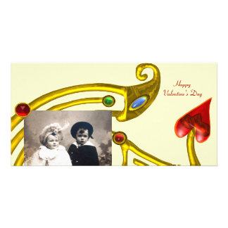 HYPER LABYRINTH detail Photo Greeting Card