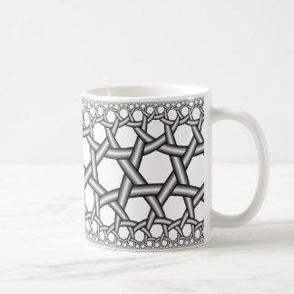 Hyperbolic 3x7 coffee mug