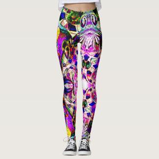 Hyperbolic 9 leggings