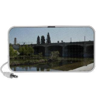 Hyperion Bridge Travelling Speakers