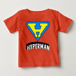 Hyperman logo baby T-Shirt